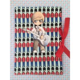 Protège carnet de santé  PAUL Londres