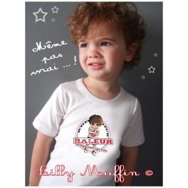 T-shirt enfants manches courtes