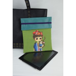 Etui pour tablette FRIDA KAHLO