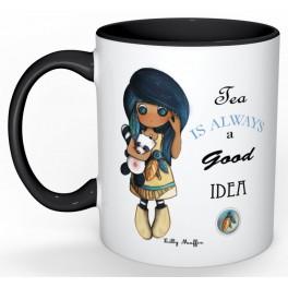Mug - Pocahontas noire