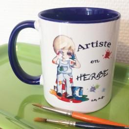 Mug - Artiste en herbe