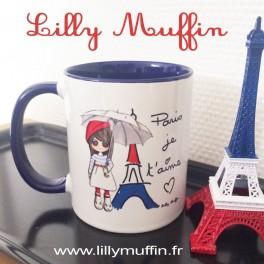 Mug - Paris je t'aime