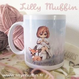 Mug - Tricot...Thé