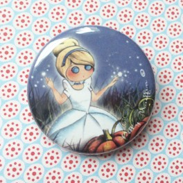 Badge CENDRILLON