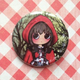 Badge LE PETIT CHAPERON ROUGE