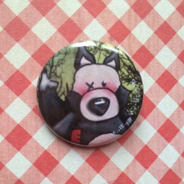 Badge LE LOUP